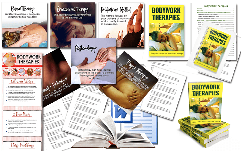 Bodywork Therapies PLR Package
