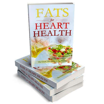 Fats for Heart Health PLR eCover