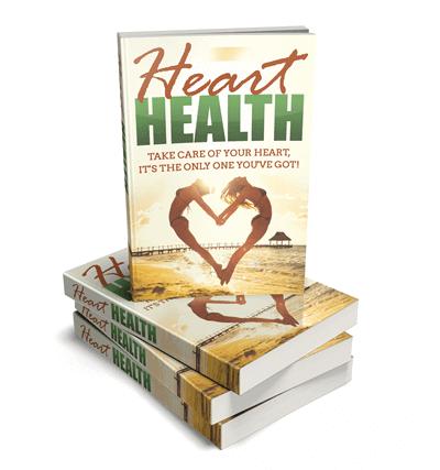 Heart Health eBook PLR