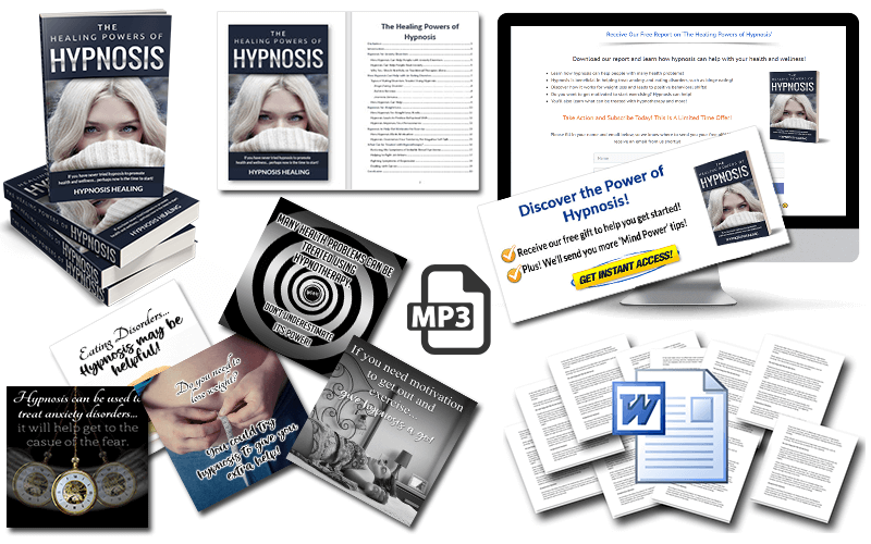 Hypnosis PLR Package