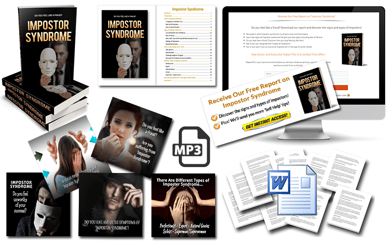 Impostor Syndrome PLR Package