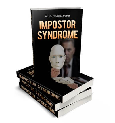 Impostor Syndrome PLR Report or eBook Cover