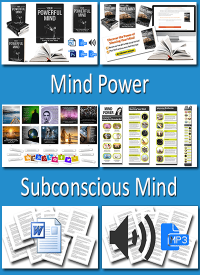Mind Power PLR - Power of Subconscious Mind