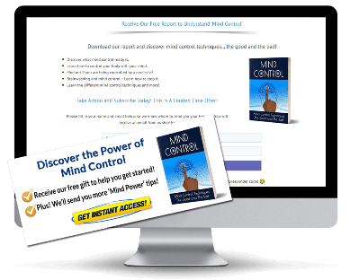 Mind Control PLR Squeeze Page