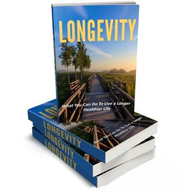 Longevity PLR eBook Cover