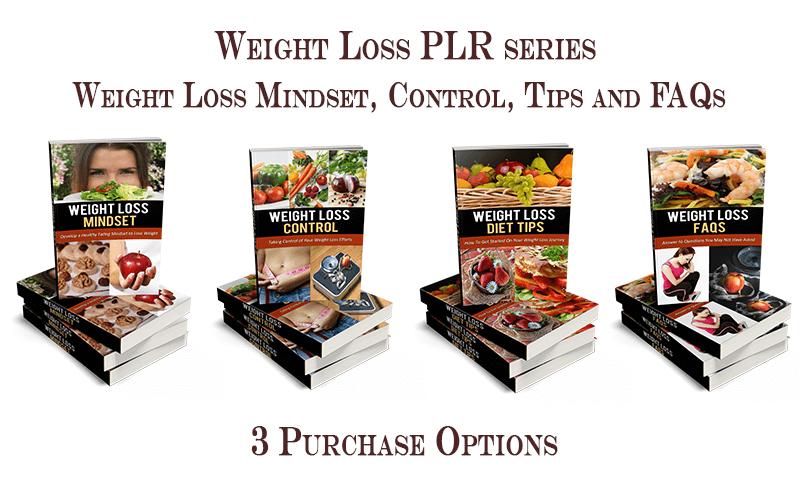 Weight Loss Mindset PLR