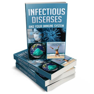 Infectious Diseases & Immune System PLR eBook Cover