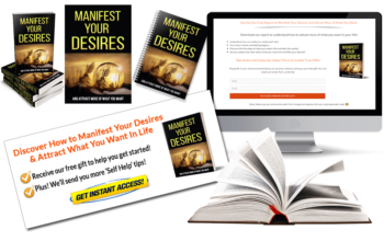 Manifest-Your Desires PLR-Package