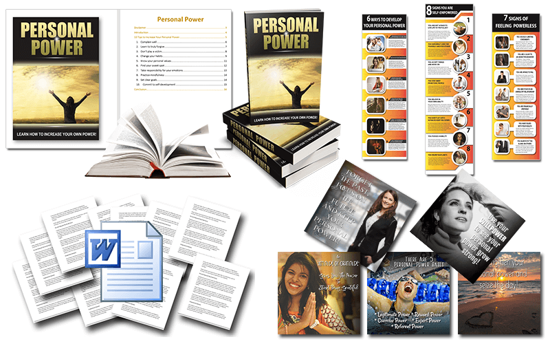 Personal Power PLR Package