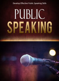 Public Speaking PLR Package