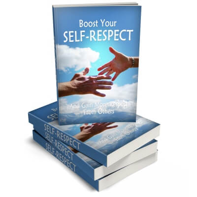 Self Respect PLR eBook Cover