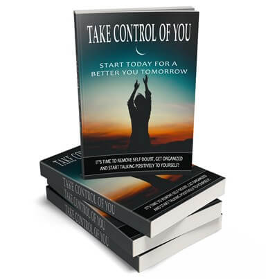 Take Control of You PLR eCover