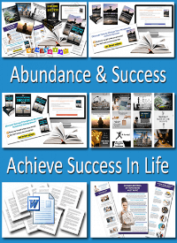 Abundance and Success PLR Super Pack
