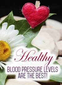 Blood Pressure PLR