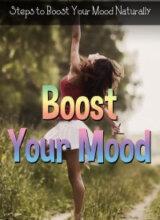 Boost Your Mood PLR - Emotional Health Image