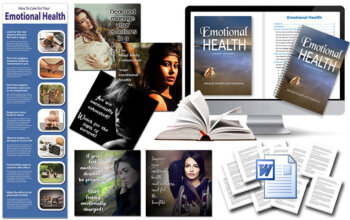 Emotional Health & Wellness PLR Package