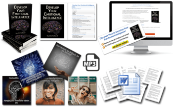 Emotional Intelligence PLR Package