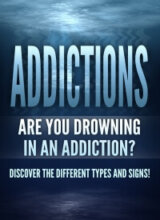 Addictions - Types and Signs of Addictions PLR Image