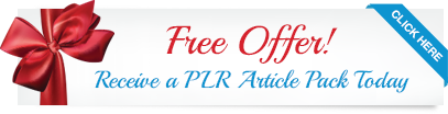 Receive Free PLR Pack